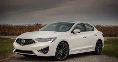 acura ilx  drive review  car
