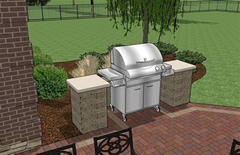 17 best images about grill station and pit ideas on
