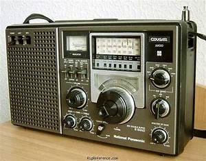 National    Panasonic Rf Vhf Receiver
