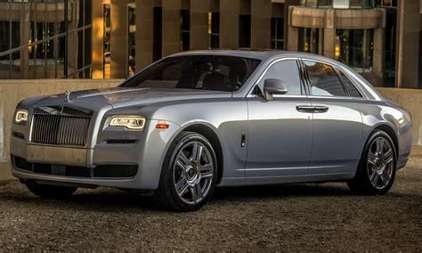 Armored Rolls Royce Ghost