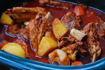 korean hot pot edinburgh slow cooker pork ribs maeun dwaeji galbijjim korean
