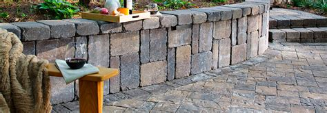 weston stone retaining walls double sided retaining walls