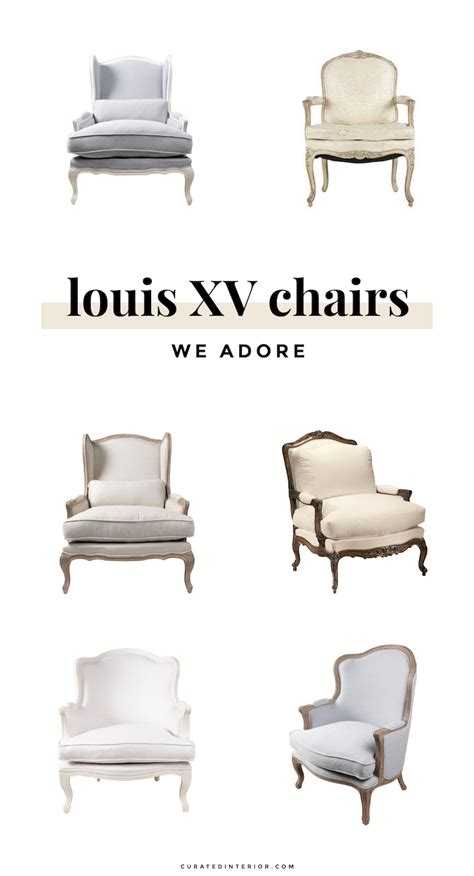 louis chair styles   spot  differences