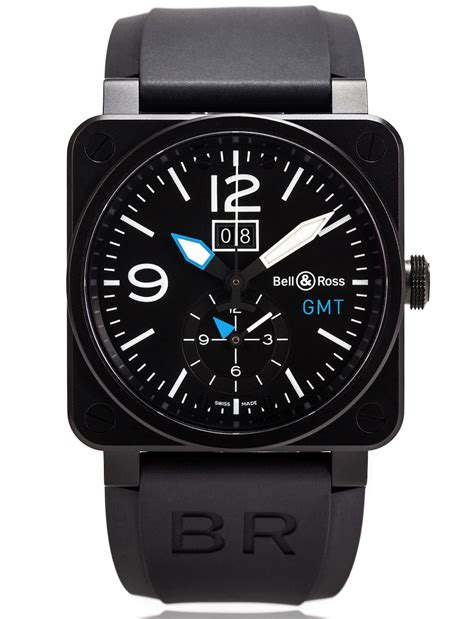 Bell & Ross Br0351 Gmttwg Review  Swiss Classic Watches