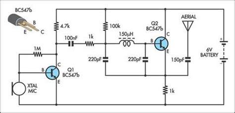 Radio Circuits Blog How Build Simple Transmitter
