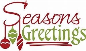 Seasons Greetings Images - Cliparts.co