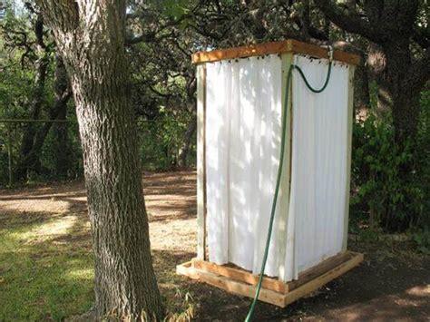 Tutorial Diy Outdoor Pallet Shower  99 Pallets