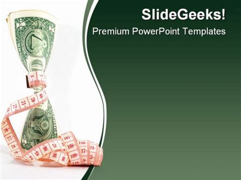 Money Powerpoint Template by Tight Budgeting Money Powerpoint Backgrounds And Templates