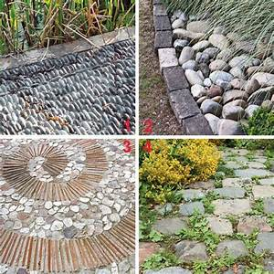 pierres et graviers des materiaux pour les allees With decoration de jardin exterieur 4 sable deco materiaux decoration materiaux sable deco cesa