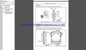 Hino Truck Engine A09c Service Manual