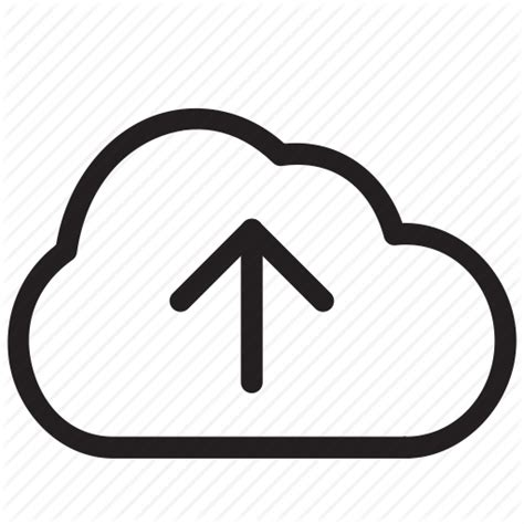 Backup, Cloud, Documents, File, Files, Online, Upload Icon