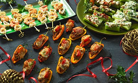 Feed A Crowd Healthier Christmas Party Food  Diabetes Uk