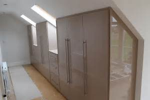loft conversion wardrobes Google Search Projects to Try Pinterest Dachschräge, Dachboden