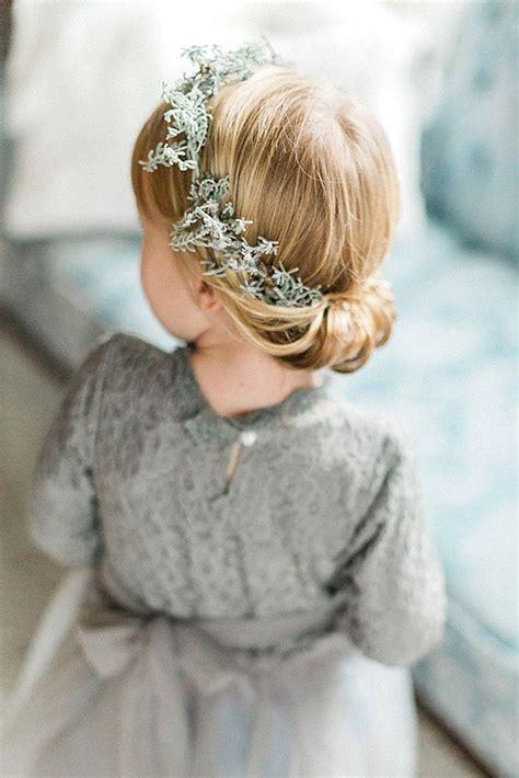 ideas  flower girl hairstyles  pinterest