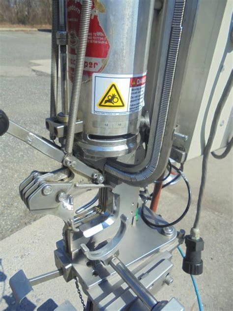 technopack clipper semi automatic sealing machine wohl associates