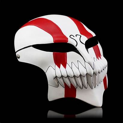Mask Anime Scary Props Ghost Bleach Japanese
