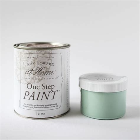 amy howard  home  step chalk based paint   water