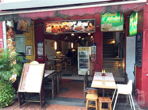 Prince Coffee House Hainanese Pork Chop @ 249 Beach Road Coffee Painting Logo Drip Types Philippines Objectives Target Single Cup Maker Design Robusta Starbucks Percolator