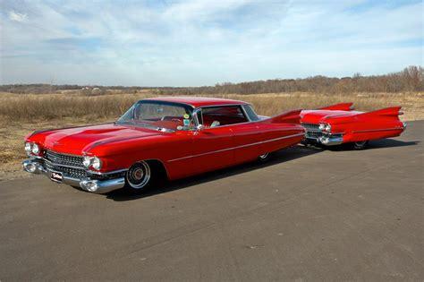 1959 Cadillac Sedan De Ville Custom 4 Door Hardtop