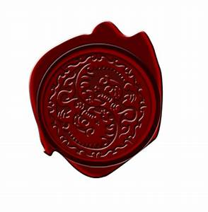 Red Wax Seal Png www imgkid com - The Image Kid Has It!