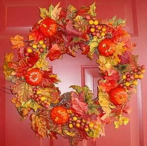 52 Fall Wreath Ideas Simple Yet Creative Wreaths