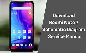 Download Redmi Note 7 Schematic Diagram