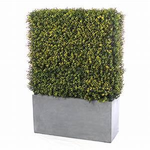 Haie Artificielle Pas Cher : treillis extensible en bois de saule feuillage artificiel ~ Edinachiropracticcenter.com Idées de Décoration