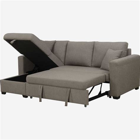 Trundle Sleeper Sofa by Langley Hide A Bed Discount Furniture Portland Or