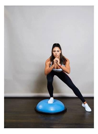 Kelsey Wells Bosu Challenge Workout Ball Tabata