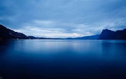 Landscape Water Lake Switzerland Sky Ocean Desktop