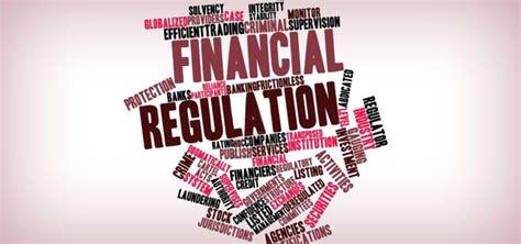 ontario financial services regulator  needed