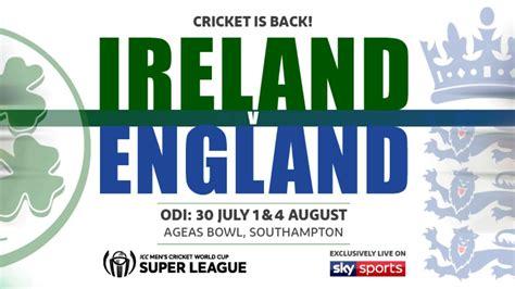 England Vs Ireland - England vs Ireland live stream: how ...