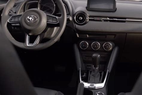 Toyota Yaris 2019 Interior by Fort Florida Toyota Dealership Bev Smith Toyota