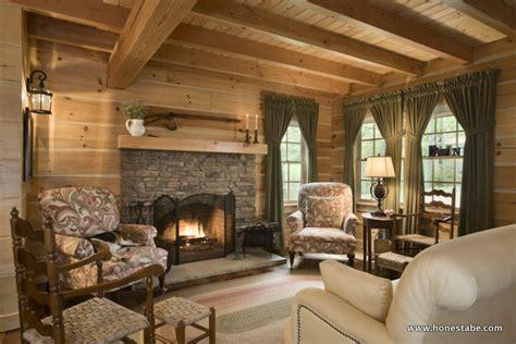 custom honest abe log cabin captures spirit  pioneers