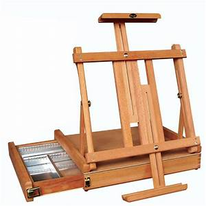 desktop easel plans – woodguides