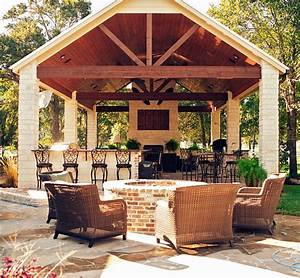 spring prep 101 creating an outdoor kitchen With outdoor kitchens and patios designs