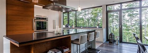 meubles de cuisine sur mesure cuisines modernes tendances conçues fabriquées au québec