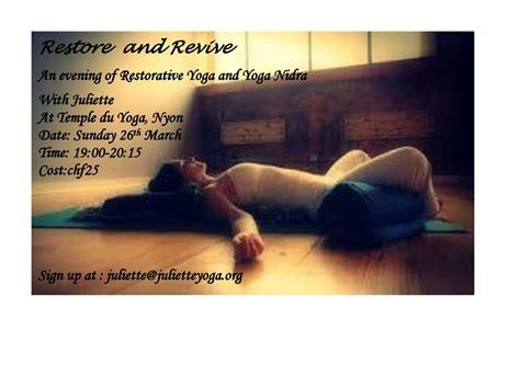 Yoga With Juliette, Nyon