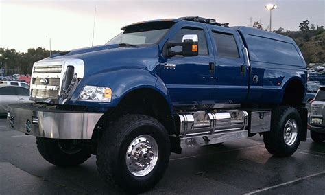 ford f650 xuv extreme utility vehical what i want when i
