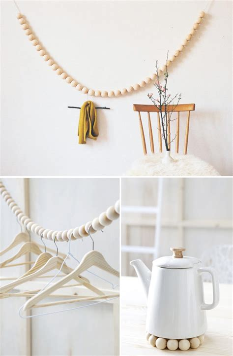 decorating  wooden beads  style files