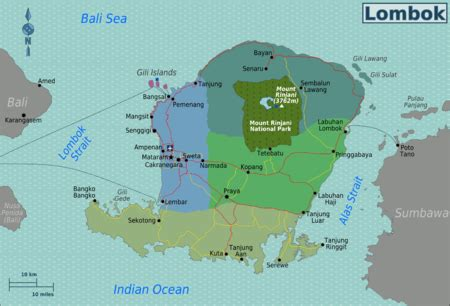 lombok wikitravel