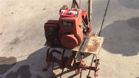 montgomery ward tiller pull cord roto carb