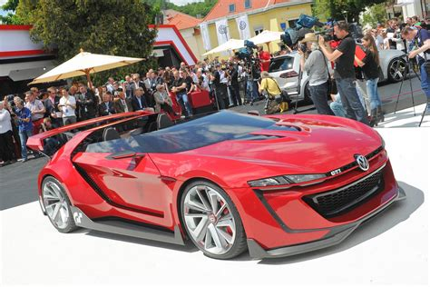 Volkswagen Gti Roadster Concept In Pictures Biser3a
