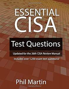 Pdf  Essential Cisa Test Questions Updated For The 26th