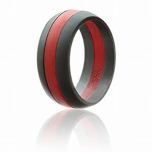 sol silicone wedding ring for men reviews in rings With silicone wedding ring reviews