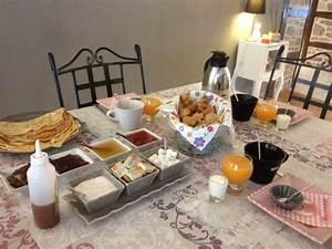 Table Petit Dejeuner Lit : photo de la table du petit d jeuner ~ Teatrodelosmanantiales.com Idées de Décoration