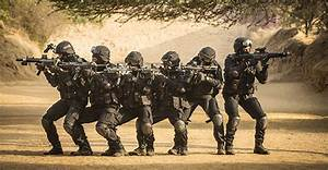 Proposal To Conduct Training Welcome To National Security Guard National Security Guard
