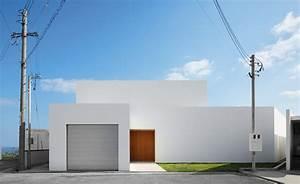 John, Pawson, Unveils, Minimalist, Japanese, Home, In, Okinawa