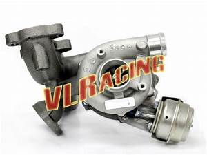 Vw Beetle Golf Jetta Tdi Diesel Turbo Charger With Exhaust