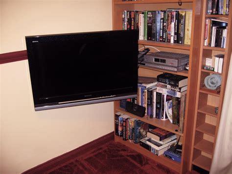 grundtal pivoting tv mount ikea hackers ikea hackers